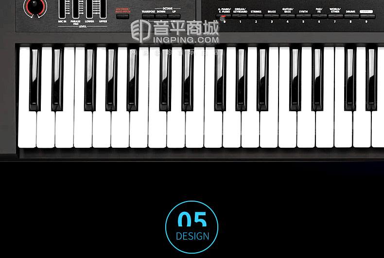 罗兰(Roland) XPS-30 电子合成器 61键 电子琴