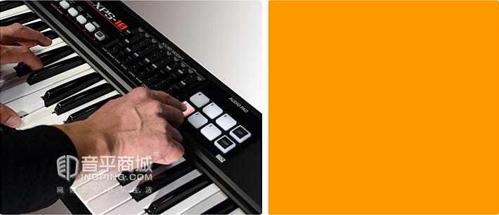 XPS-10 电子琴 通过打击垫提升演绎表现力