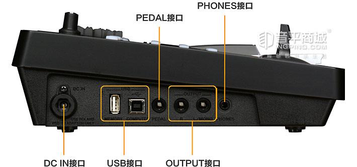XPS-10 电子琴 接口