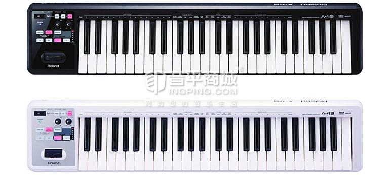 罗兰(Roland)  A-49 MIDI键盘 49键