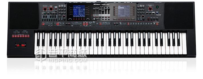 罗兰(Roland) E-A7 编曲键盘 61键