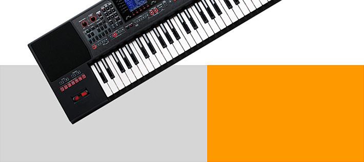 罗兰(Roland) E-A7 编曲键盘 61键 包装清单