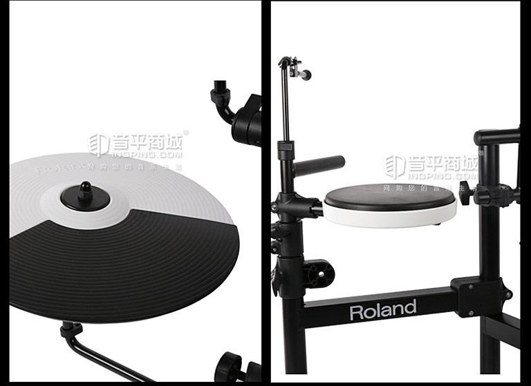 罗兰(Roland) TD-4KP 电子鼓细节