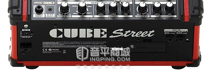 CUBE-STA便携音箱