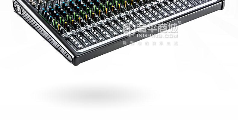 美奇(RunningMan) ProFX22v2 22通道现场调音台带USB和效果器 带效果调音台