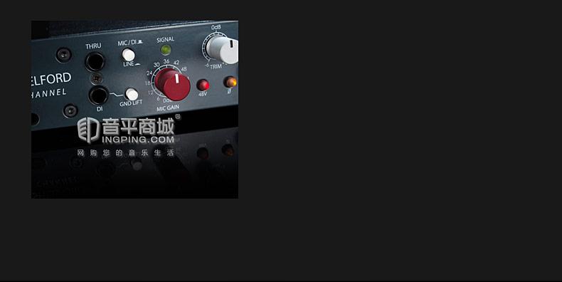 尼夫(Rupert Neve) Shelford Channel 5035 通道条均衡压缩EQ 高通滤波话放