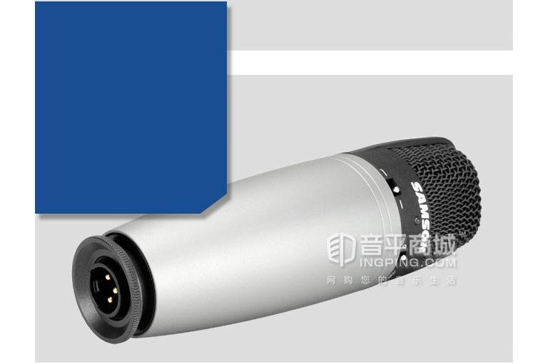 C03 电容式录音麦克风 多指向