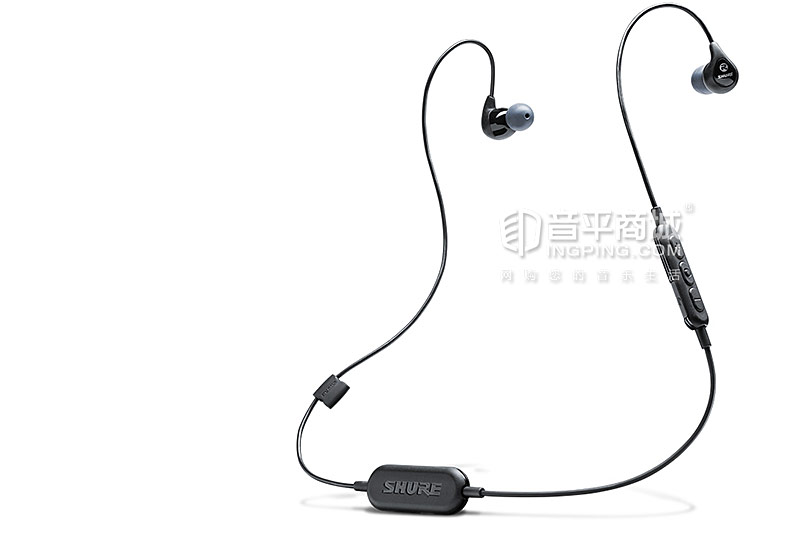 SE112-BT1 无线蓝牙入耳式音乐耳机 带耳麦