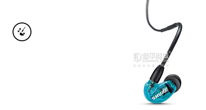 SE215专业入耳式监听耳机 入耳式HI-FI隔音耳塞
