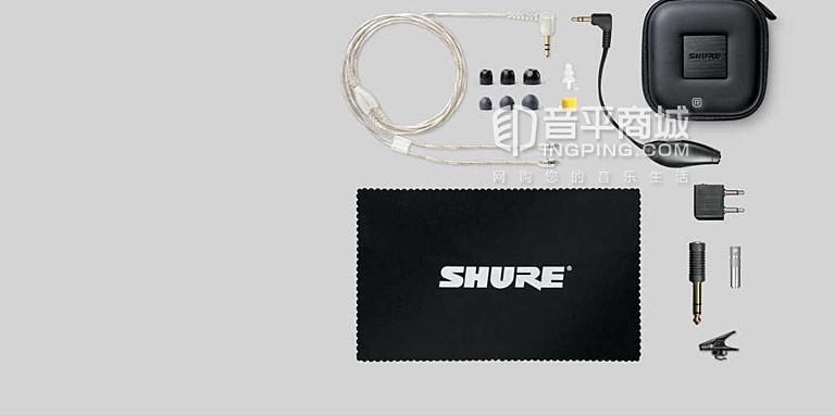 SE846四单元动铁耳机入耳式重低音 HIFI监听耳机 包装清单