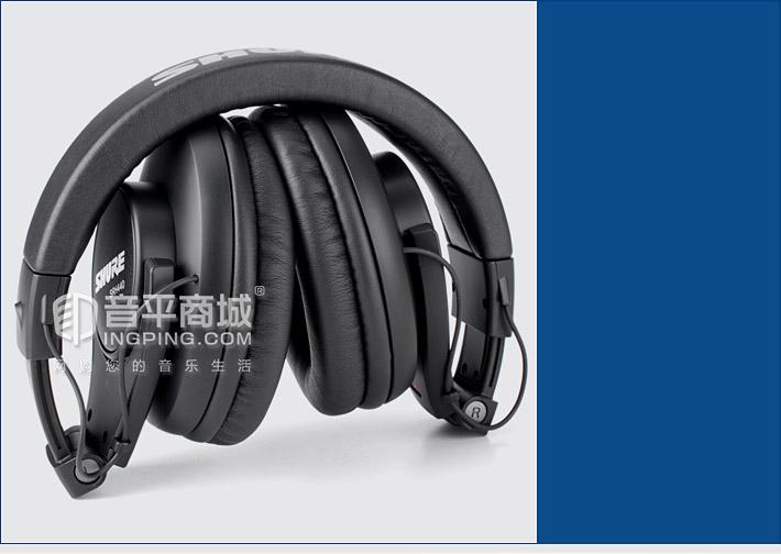 舒尔(SHURE) SRH440 录音级头戴式耳机