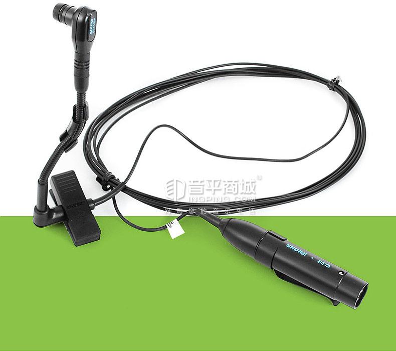 舒尔(SHURE) BLX14/BETA98H无线一拖一乐器话筒萨克斯专用麦克风