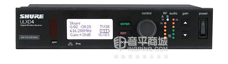 ULXD24/BETA58 无线麦克风