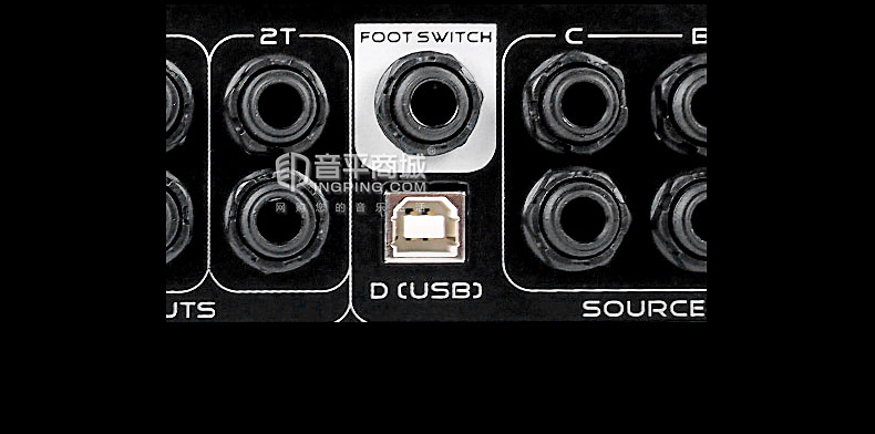 SMPRO SM PRO AUDIO ACTIVE-1 立体声监听控制器 带对讲