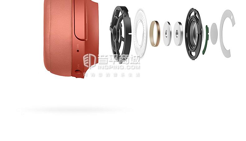 WH-H800头戴式无线蓝牙立体声耳机
