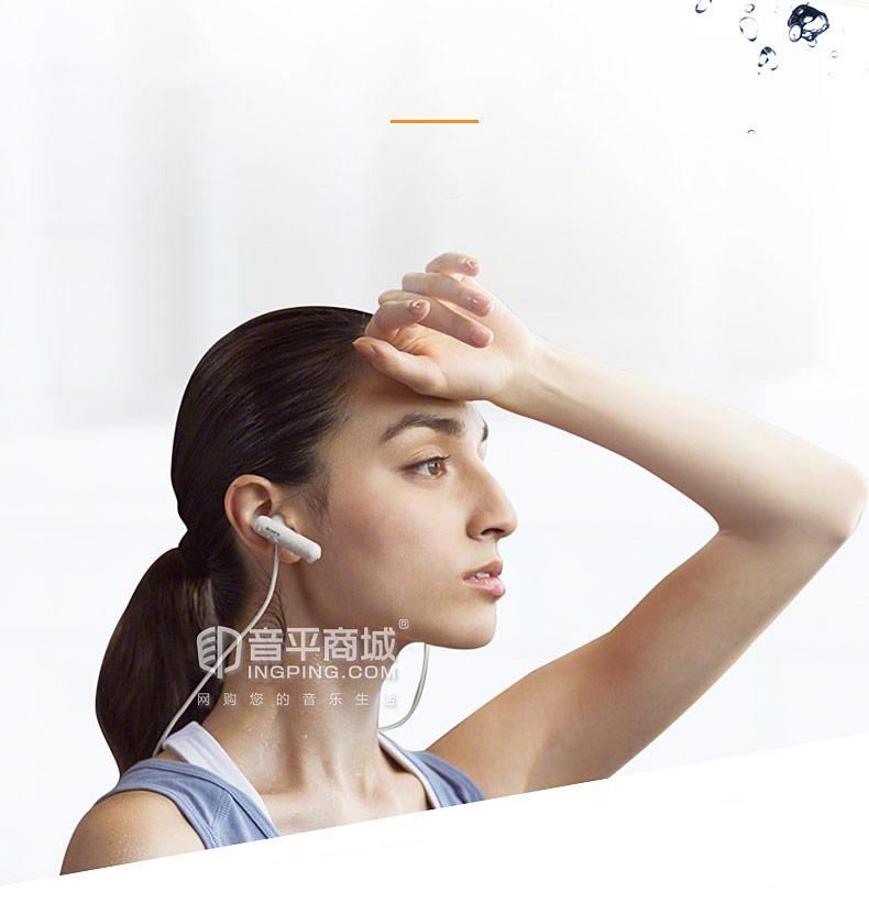 WI-SP500 无线防水运动蓝牙耳机 免提通话