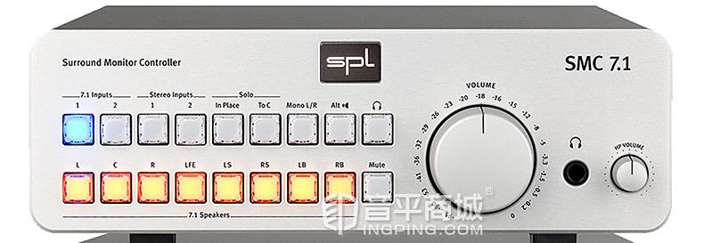 SPL SMC 7.1 环绕声监听控制器