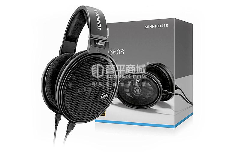 森海塞尔(Sennheiser) HD660S 开放式动圈高保真头戴耳机