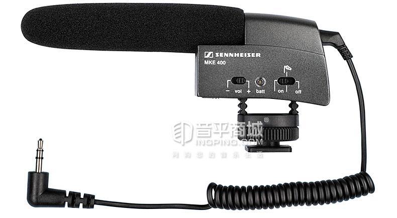 MKE400 采访照相机电容录音麦克风