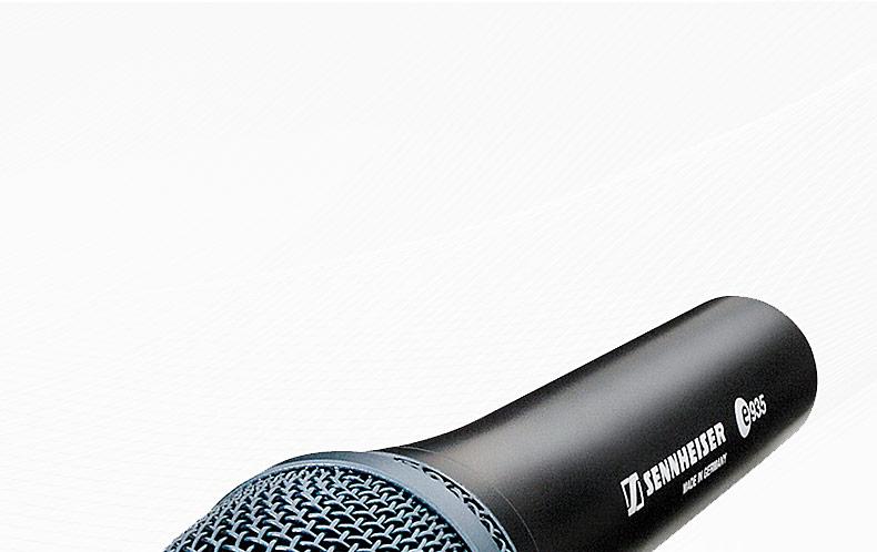 森海塞尔(Sennheiser) E935 专业动圈式全频人声演唱麦克风 舞台演出演唱