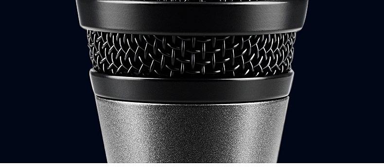森海塞尔(Sennheiser) E835 专业录音话筒麦克风演讲舞台演出录音棚