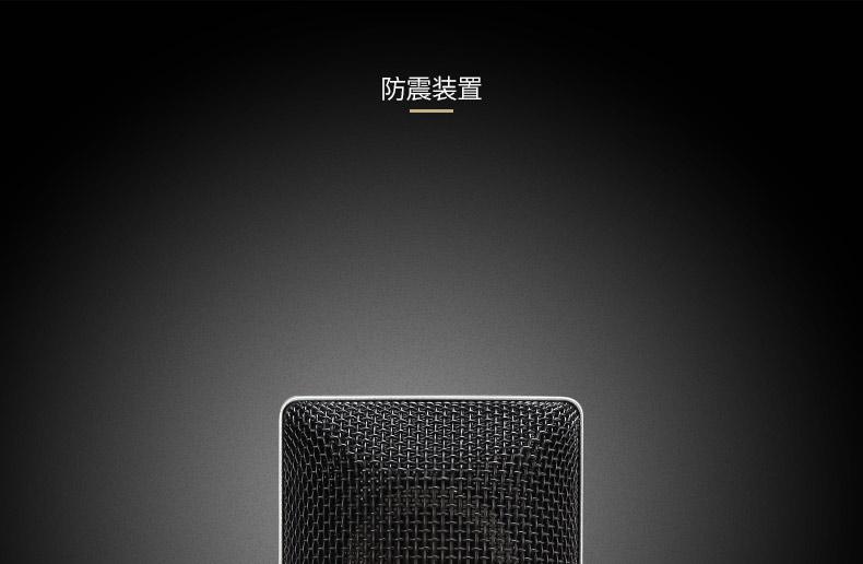 森海塞尔(Sennheiser) MK8 电容式录音麦克风