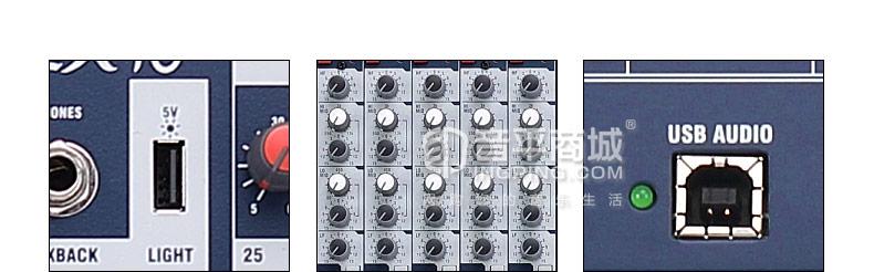 声艺(Soundcraft) LX10多通道模拟调音台 24路