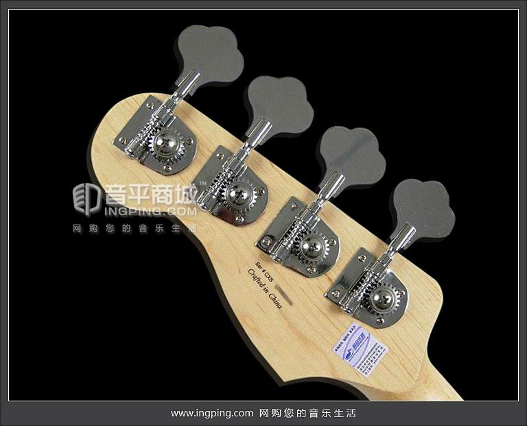 斯奎尔(Squier-Fender) 电贝司品牌 FSBG-3000 24品4弦电贝司