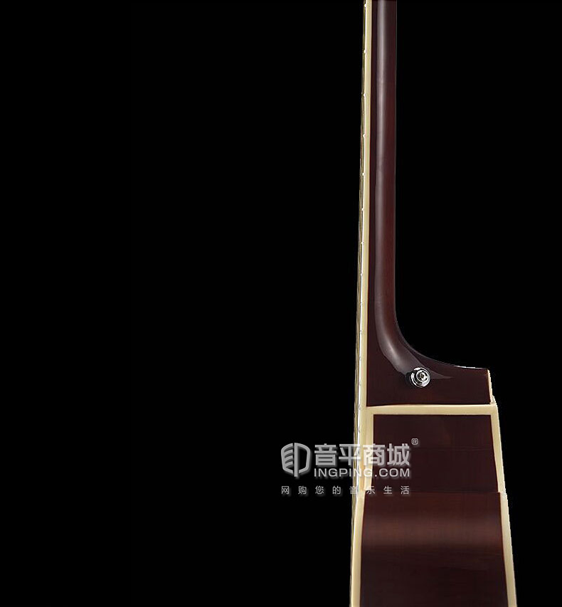 星臣(Starsun) DG120C-P 41寸缺角民谣木吉 他初学入门吉他