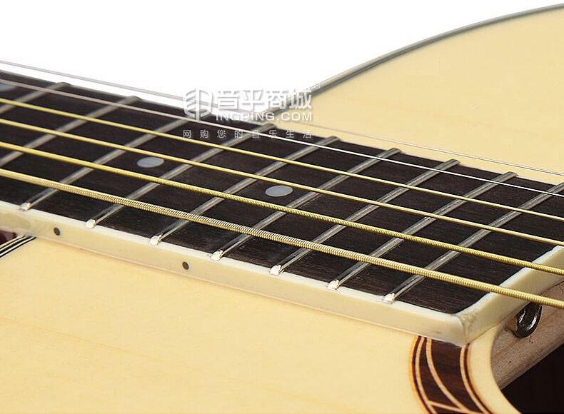 星臣(Starsun) DG220-P 41寸初学入门木吉他 圆角民谣吉他