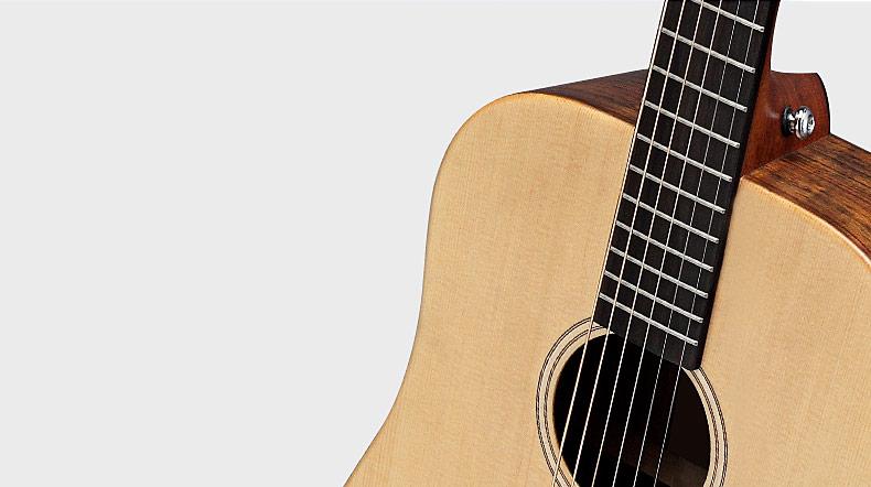 星臣(Starsun) T2E 36寸旅行系列便携单板民谣木吉他电箱款