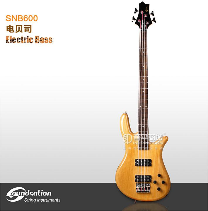 Soundsation SNB600 N电贝司
