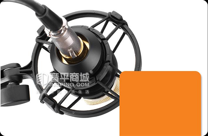 得胜(TAKSTAR) SH-300 防震架(适用于PC-K300电容麦克风)