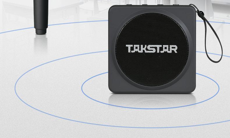 得胜(TAKSTAR) E261W 教师导游专用便携式无线扩音器