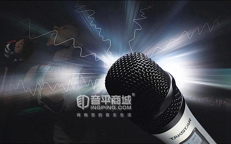 X6 UHF无线麦克风 接收机 手持麦克风 适配器  特色音质