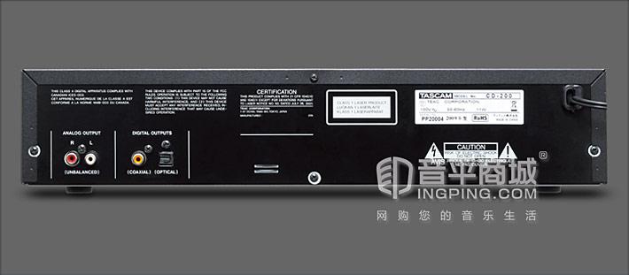 CD-200专业cd播放机