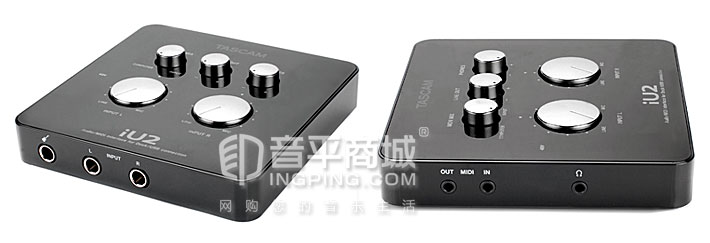 TASCAM iU2 手机K歌录音USB声卡