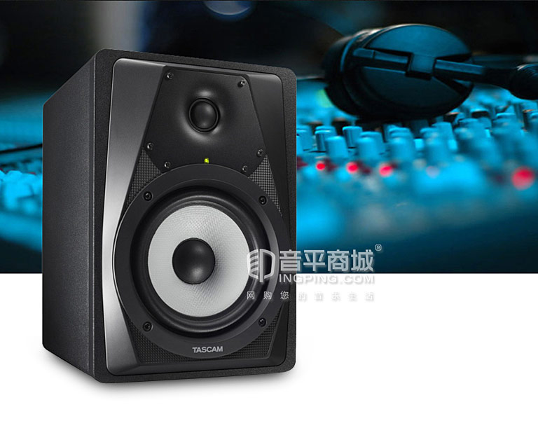 TASCAM VL-S5 便携式 工作室监听音箱
