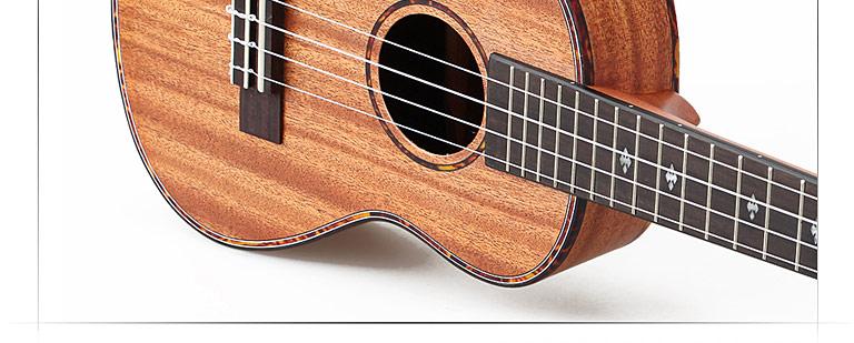 TUC-200 23寸入门尤克里里四弦小吉他