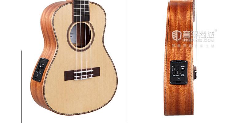 TUC-280 23寸尤克里里单板四弦小吉他