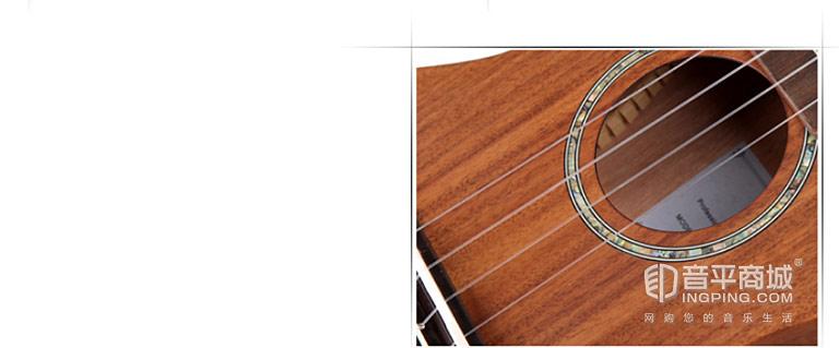 TUC-730 23寸面单尤克里里 迷你吉他琴弦