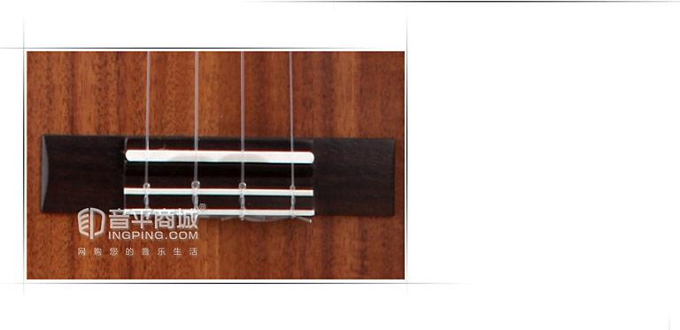 TUC-730 23寸面单尤克里里 迷你吉他下码