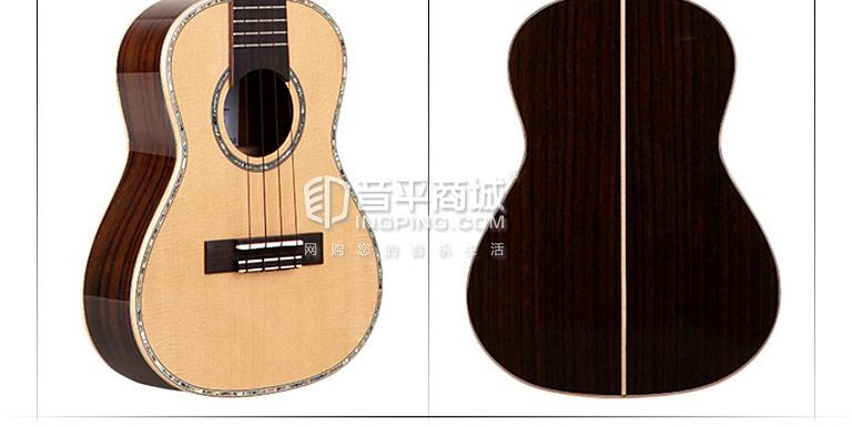 TUT-680M 26寸 尤克里里 单板云杉 小吉他