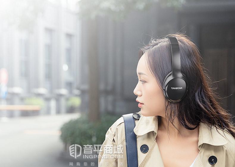 得胜(TAKSTAR) ML850 蓝牙立体声耳机