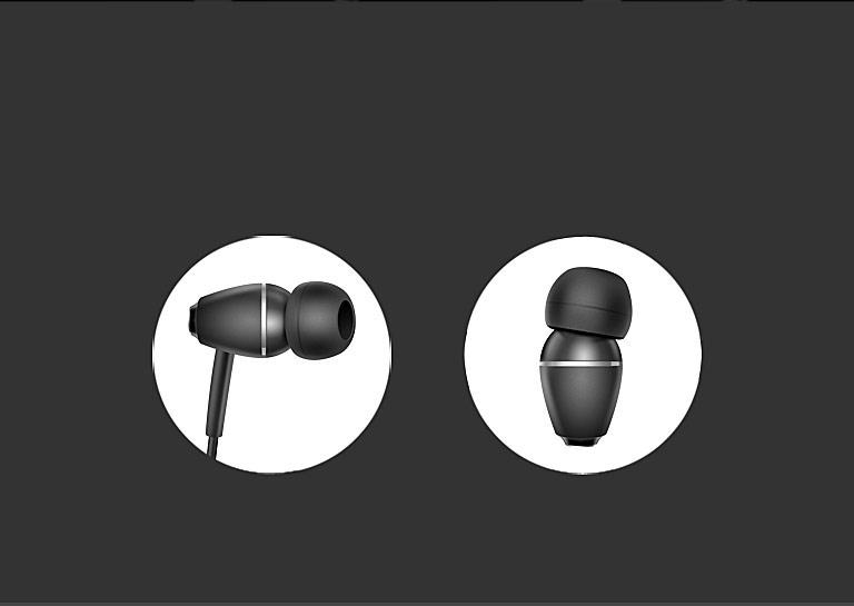 TS-2280立体声入耳式耳机/耳塞人体工程学设计
