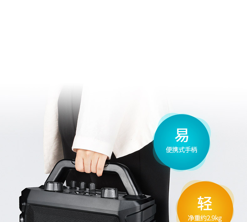 得胜(TAKSTAR) WDA-500 便携式音箱