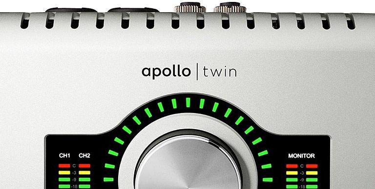 Apollo TWIN USB 阿波罗双核声卡 音频接口