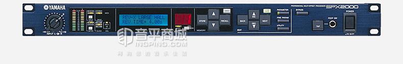 SPX2000 专业数字效果器