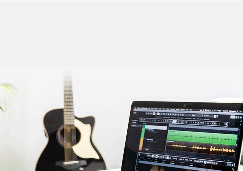 雅马哈(YAMAHA) UR22CRP 套装编曲录音声卡USB音频接口直播K歌2进2出