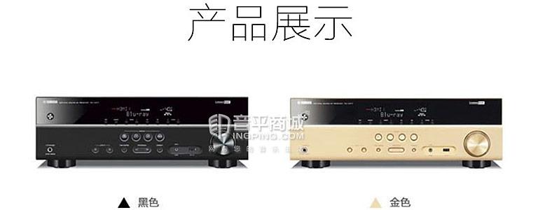 RX-v377 5.1家庭影院功放 产品展示
